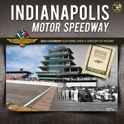 TF Publishing Indianapolis Motor Speedway 2015 Wall Calendar