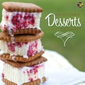 TF Publishing in.Delectable Dessertsin. 2015 Wall Calendar