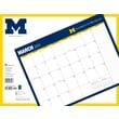 TF Publishing in.University of Michiganin. 2015 16 Month Desk Blotter