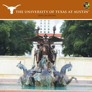 TF Publishing University of Texas 2015 Wall Calendar