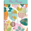 TF Publishing in.Mom's Managerin. 2015 16 Month Spiral Planner
