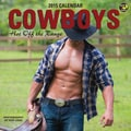 TF Publishing in.Cowboys: Hot Off the Rangein. 2015 Wall Calendar