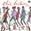 TF Publishing in.Chic Fashion by IZAKin. 2015 Wall Calendar