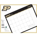 TF Publishing in.Purdue Universityin. 2015 16 Month Desk Blotter