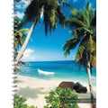 TF Publishing in.Tropical Beachesin. 2015 16 Month Spiral Planner