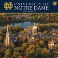 TF Publishing in.University of Notre Damein. 2015 Wall Calendar