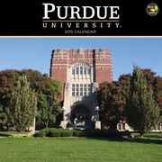 TF Publishing Purdue University 2015 Wall Calendar