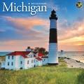 TF Publishing in.Michiganin. 2015 Wall Calendar