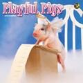 TF Publishing in.Playful Pigsin. 2015 Mini Wall Calendar