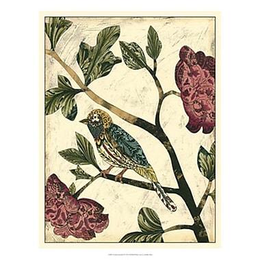 Evive Designs Victorian Serenade II by Chariklia Zarris Painting Print