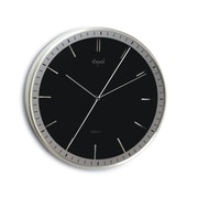 Opal Luxury Time Products 11'' Double Sided Center Second Hand Wall Clock