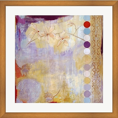 Evive Designs Aloha by Jodi Fuchs Framed Painting Print