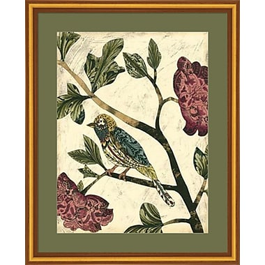 Evive Designs Victorian Serenade II by Chariklia Zarris Framed Painting Print