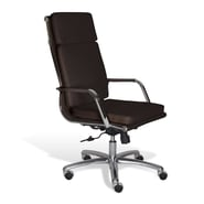 Jesper Office Berg High Back Conference Chair; Brown