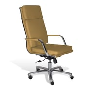 Jesper Office Berg High Back Conference Chair; Mustard