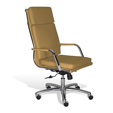 Jesper Office Berg High Back Conference Chair; Mustard
