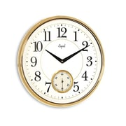 Opal Luxury Time Products 13.5'' Side Second Wall Clock