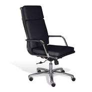 Jesper Office Berg High Back Conference Chair; Black