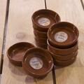 Regas Ceramics 10 Piece Terracotta Casseroles Set; Large