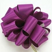 Shamrock Double Face Satin Ribbon, Royal Orchid, 1.5X50