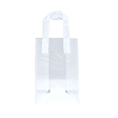 Shamrock Clear Shopping Bag