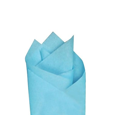 Staples Tissue Paper Sky Blue 20