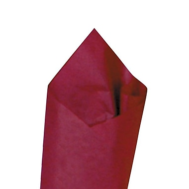 Shamrock SatinWrap Tissue Quire, Claret
