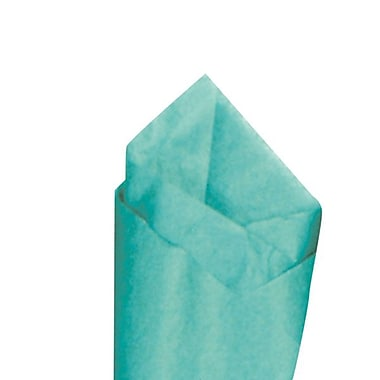 Shamrock SatinWrap Tissue Quire, Aquamarine