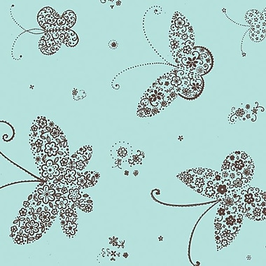Shamrock Stock Printed Tissue, Butterflies
