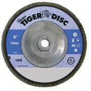 "Weiler® Tiger® 6"" Abrasive Flap Disc"