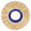 Weiler® 6in. Tampico Wheel Brush