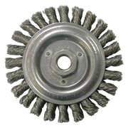 Weiler® Roughneck® 1.375 Stringer Bead Wheel Brush