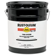 Rust-Oleum® High Performance 7400 System DTM Alkyd 5 Gal Enamel Paint, Forest Green