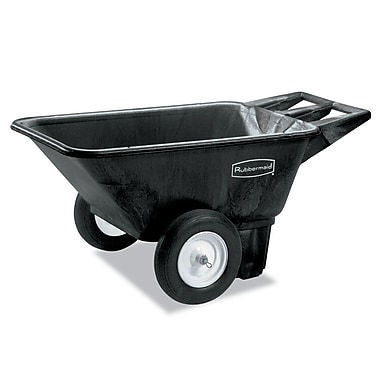 Rubbermaid® Commercial® Low Wheel Utility Cart