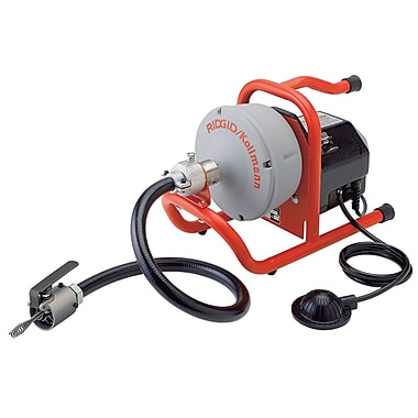 Ridgid® K-40AF 115V Drain Cleaner Sink Machine