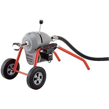 Ridgid® K-1500SP 120V Drain Cleaner Sectional Machine With C11 Cable