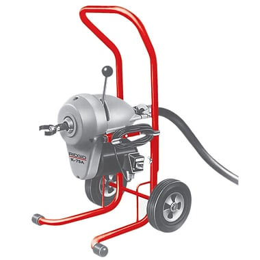 Ridgid® K-1500A 115V Drain Cleaner Sectional Machine