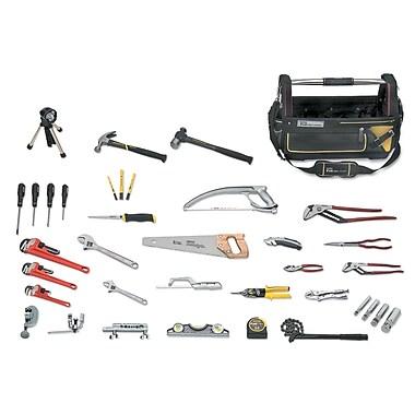 Proto® Plumber's Tool Set, 37 Pieces/Set