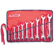 Proto® 10 Piece Open End Wrench Set