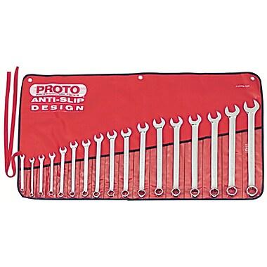 Proto® Torqueplus™ 17 Piece 12 Point Combination Wrench Set