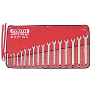 Proto® Torqueplus™ 17 Piece 12 Point Combination Wrench Set