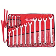 Proto® Torqueplus™ 15 Piece 12 Point Combination Wrench Set