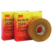 3M™ Scotch® 2 x 36 yds. x 7 mil Electrical Insulating Varnished Cambric Tape, Yellow
