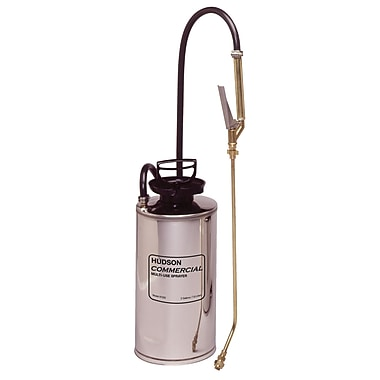 H.D. Hudson® Stainless Steel Commercial Multi-Use Sprayer, 2 gal