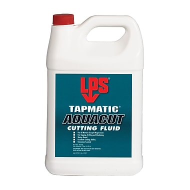 LPS® Tapmatic® Aquacut Cutting Fluid, 1 gal.