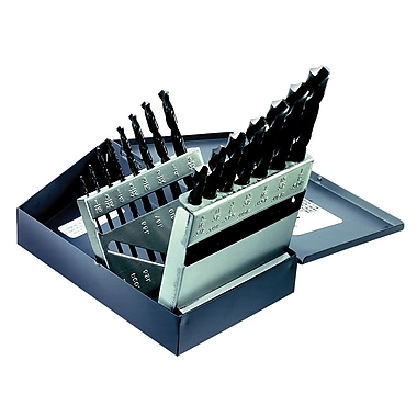 Klein Tools® 409-53001 15 Piece Regular Point Drill Bit Set