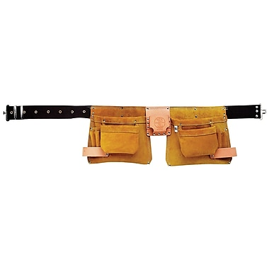 Klein Tools® One Piece Nail/Screw and Tool-Pouch Apron, 2 1/4