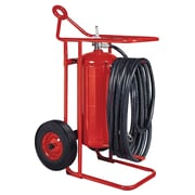 Kidde 150 lb Wheeled Stored Pressure Fire Extinguisher, ABC Type, 240 psi