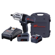 "Ingersoll Rand® IQV20™ Series Cordless Impactool Kit, 0.5"" Drive"