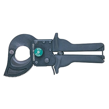 Greenlee® 332-760 Compact Ratchet Type Cable Cutter